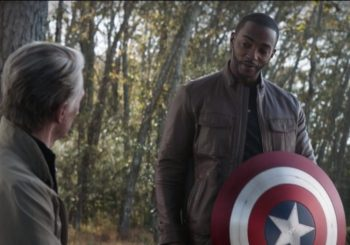 Anthony Mackie Signed on for Captain America 4