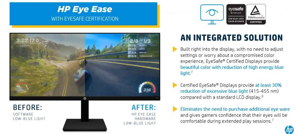 HP Eye Care