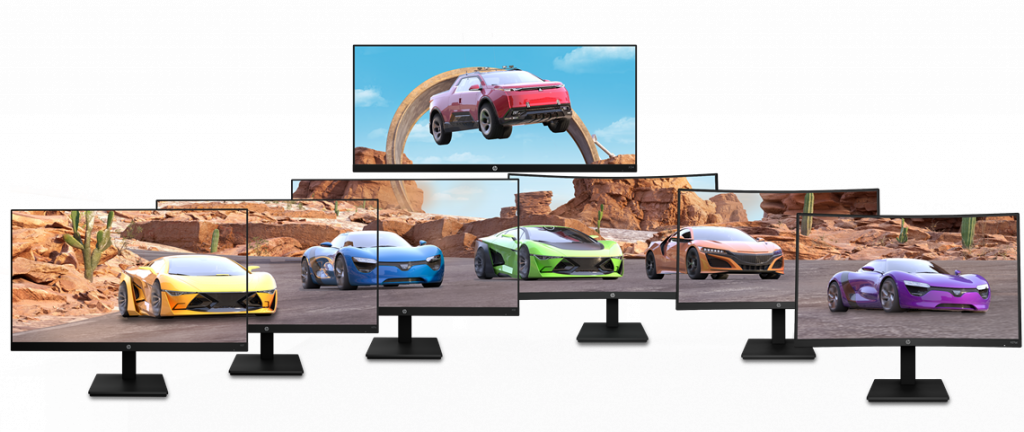 HP X Series Gaming Monitor Featured Image