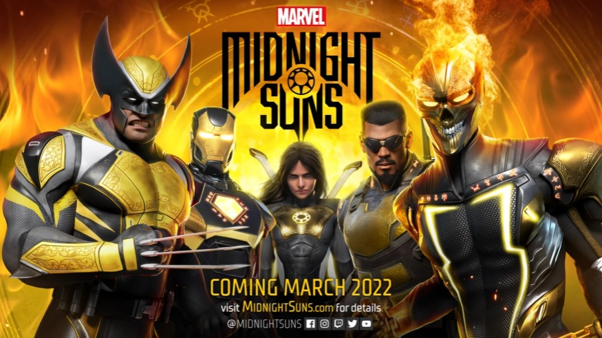 Marvels Midnight Suns