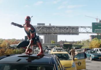 Watch the Spider-Man: No Way Home Trailer