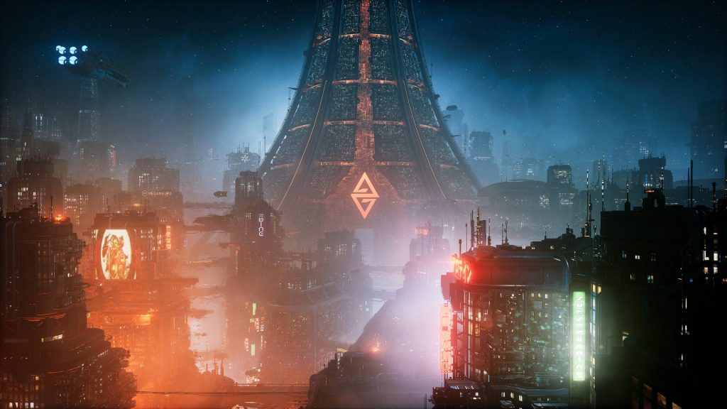 The Ascent Arcology