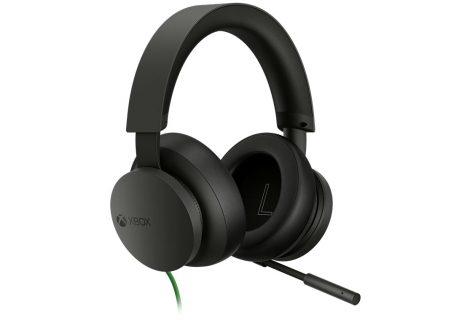 New Xbox Stereo Headset Revealed
