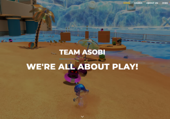 Team Asobi Launches New Website Teasing Next Project