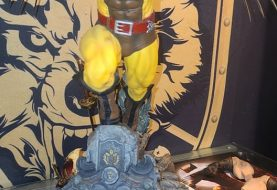 Wolverine Shreds His Way Onto King of Statues #77
