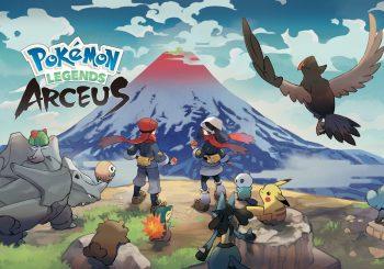 Pokémon Legends: Arceus Reveals a New Trailer