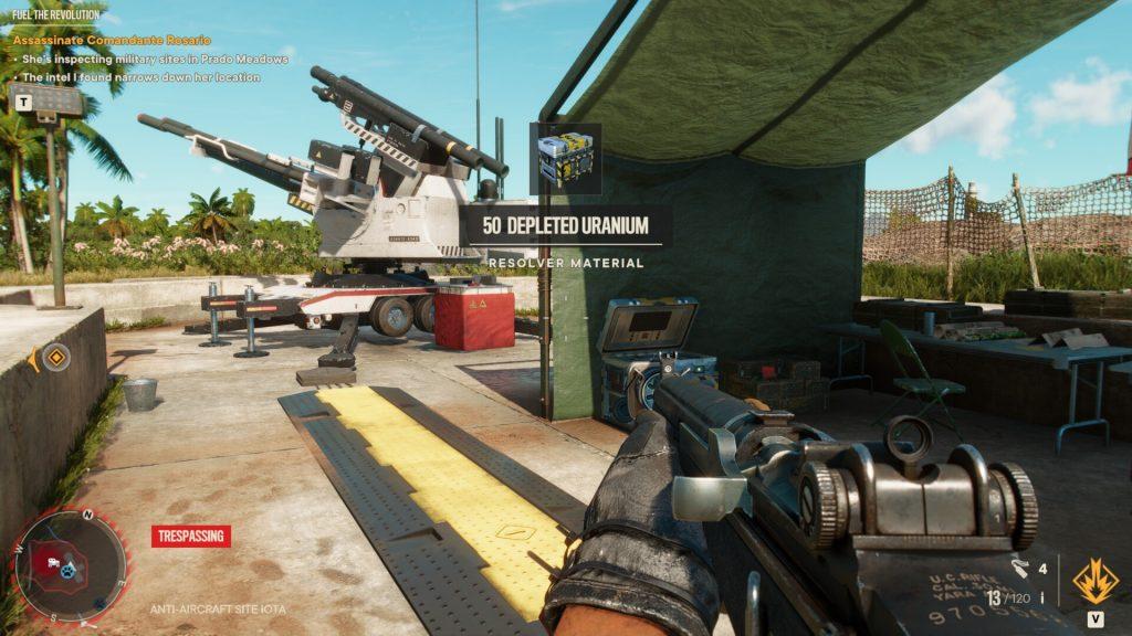 Far Cry 6 tip AA site