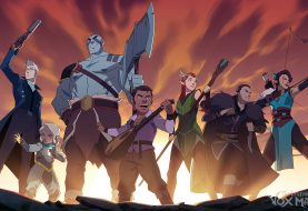 The Legend of Vox Machina Release Announced