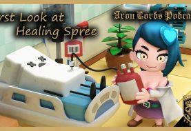 Healing Spree Gameplay | Impressions w/Snalydo | ILP First Look